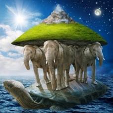 13134452-mundial-de-la-tortuga-que-lleva-los-elefantes-que-lleva-la-tierra-sobre-sus-espaldas
